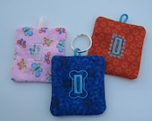 Duty Bag Holders ITH Machine Embroidery Designs 4x4 hoop
