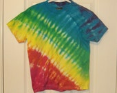 TieDye T shirt RESERVED for Rachael