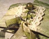 Ferns and Fog coffee jacket