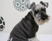 The Minimalist - cat \/ dog turtleneck sweater with option to monogram RESERVED FOR SANDY6