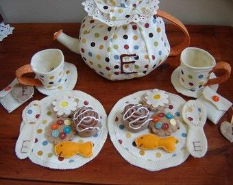 Tea Set, for make believe fun.