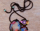 Multi shapes in a necklace RESERVED for denizT