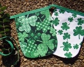 luck o the irish st patricks day bunting