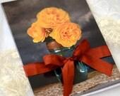 Romantic Yellow Rose Postcards --  -- Set of 5 Plus 1 Mystery Card