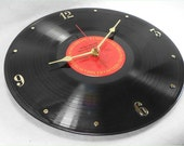 WILLIE NELSON And Family - Recycled Record Clock