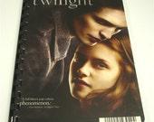 TWILIGHT - DVD Movie Case Cover Notebook SketchBook