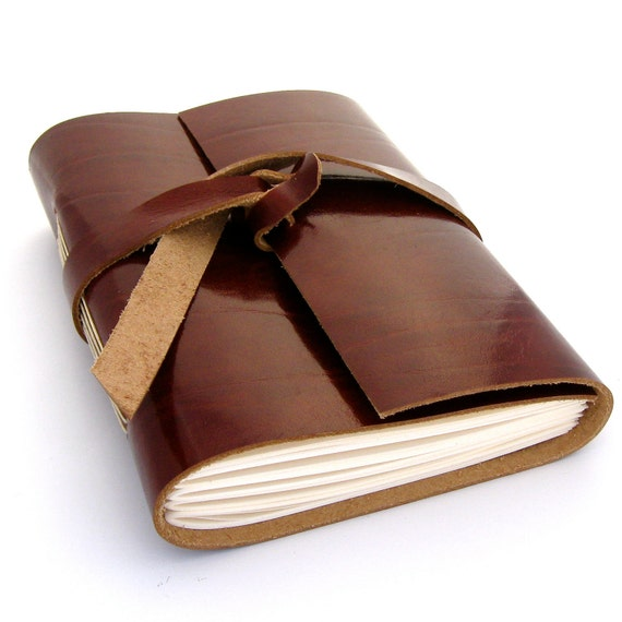 Leather Journal, The Traveler in Brown