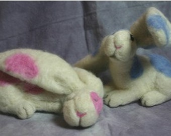 Custom Needle Felted Critter