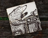 Tea towel - Bears' Afternoon Tea