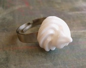Whipped Cream Dollop Ring