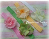 Super Sale Spring Flowers & Headband Collection