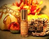 Spring Sale-Pumpkin Amber Perfume Oil 5ml