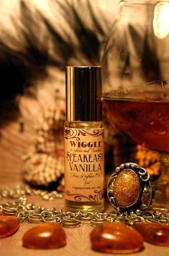 Speakeasy Vanilla Perfume Oil 5ml