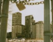 Dilapidation Polaroid