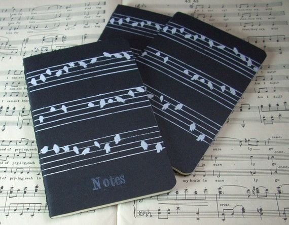 Notes book moleskine cahier
