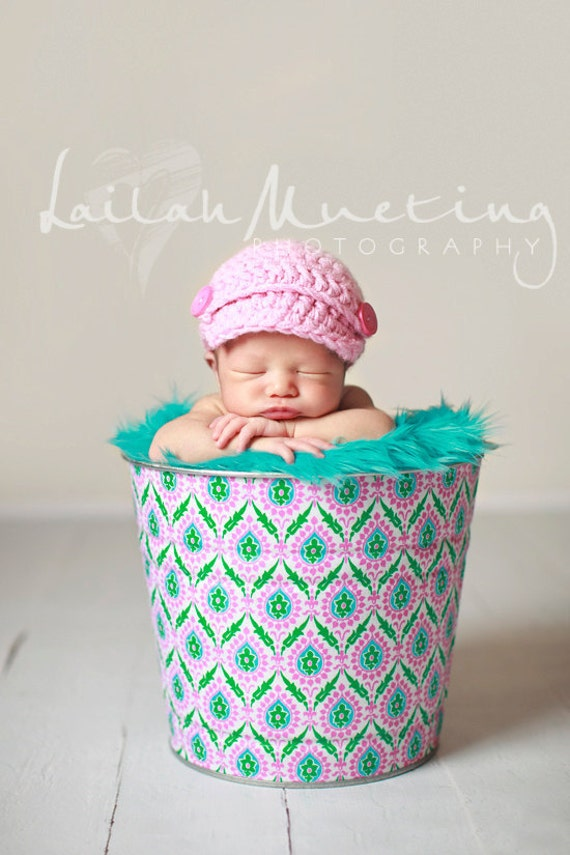 Galvanized Bucket Fabric Covered Lily Dana