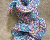 Hyperbolic Crochet Art Sculpture Toy Marine Reef Coral  Cotton Soft  Machine Washable Educational  Fun