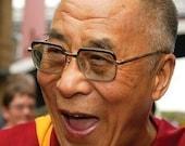 PAY IT FORWARD World Peace Prayer and Complimentary Photo of the Dalai Lama