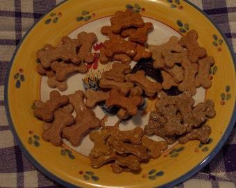 Lexi's Mini Bones-Home Baked All Natural Gourmet Treats