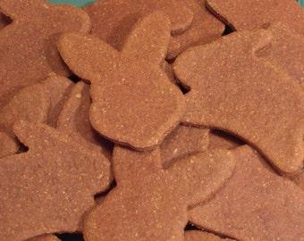 Easter Cinnamut Bunnies- All Natural Home Baked Gourmet Treats
