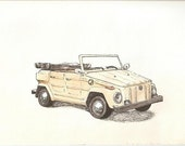 Thing- Original Illustration