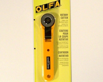 OLFA 28mm Rotary Cutter (#RTY-1/G)