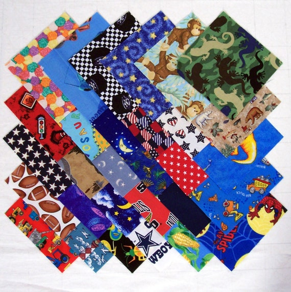 I Spy For Boys 30 5 Inch Quilt Block Fabric By Hoosierquilter