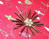 Going Out Of Business SALE Jay Kel Sterling Star Brooch