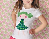 Lucky Charm My Best Friend Tee for St Patricks Day