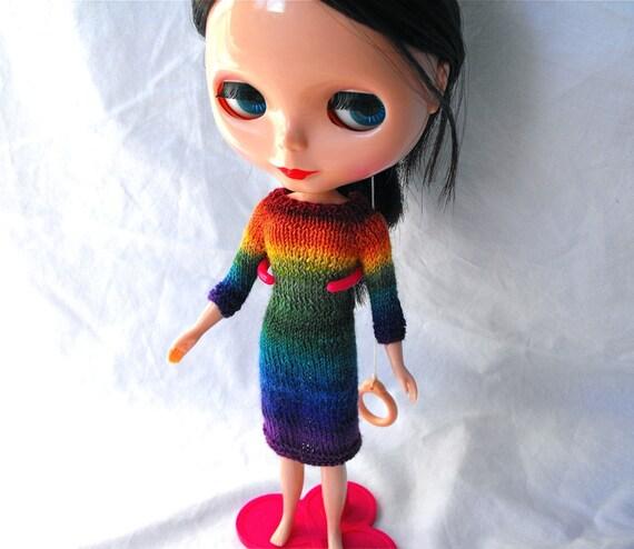 Blythe Raglan Sweater Dress Knitting Pattern PDF Knit Cardigan