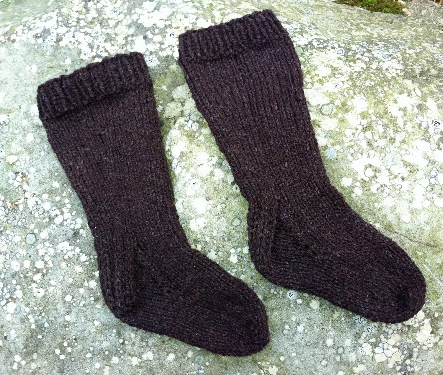 Toddler socks pattern knit knitted pdf knee high dk zoom bankloansurffo Image collections