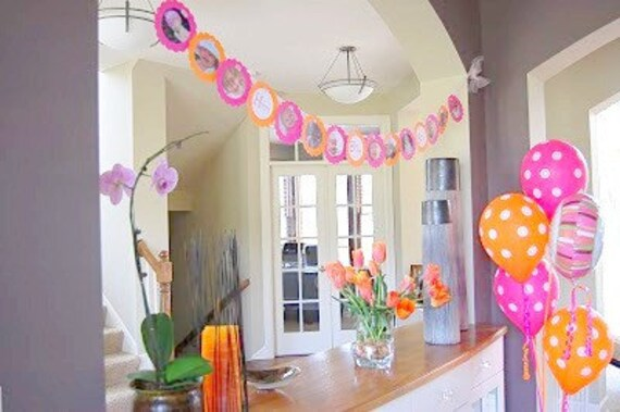 Custom Photo Banner - Mary Had a Little Party Originals