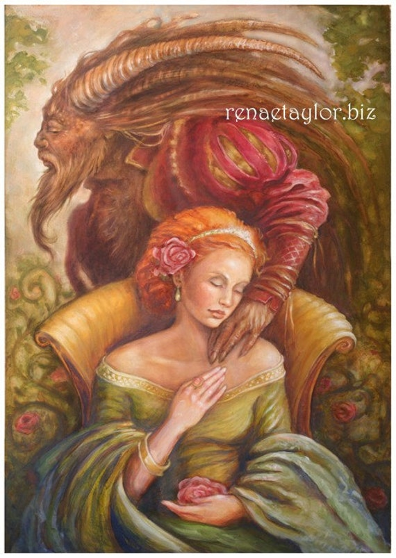 Beauty and the Beast by Renae Taylor