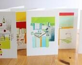 Tiny Cities : Art Card Set