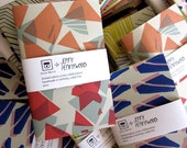 limited edition notebook collaboration by Jenny Pennywood and Olive Route