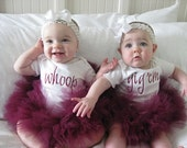 Texas A&M tutu set