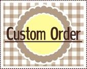 Customer Order - daisygirl23