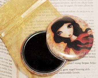 Pocket Mirror - Fly