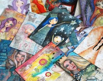 10 Random Tam Postcards