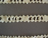 Vintage Tatted Trim, Lot 6, recovered just sounds nicer than recycled