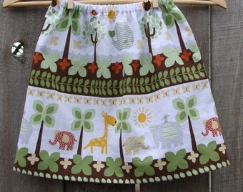 Woodland Creatures Skirt (girls)