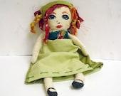 Edna Ina Rag Doll
