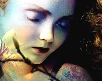 Annabel Lee....Edgar Allen Poe's Muse...