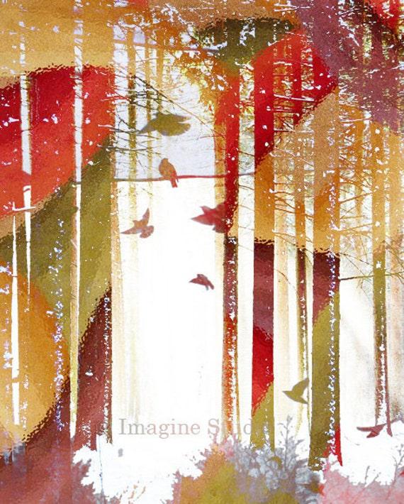 Autumn in Flight