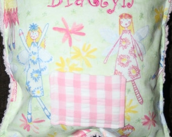 Personalized Tooth Fairy Pillow ToothFairy Custom NEW
