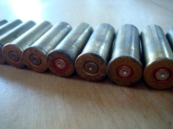 Brass .44 magnum Bullet Casings Bullet Shells 44 mag lot of 21