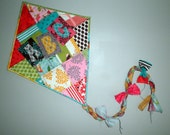 Quilted Wall Art - Let's Go Fly a Kite - ABCs