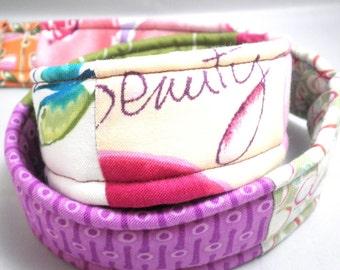Patchwork Belt - Soft Beauty - Small