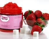 Berrylicious Sugar Scrub 16 oz - Diva-Licious Scrubbability