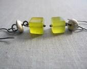 SALE - Limoncello Earrings
